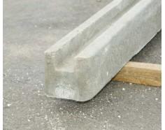 Betonový sloup KONCOVÝ pro jednostranný plot